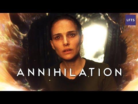 Anihilace – Umění sebedestrukce