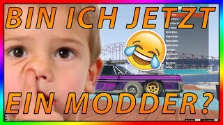 KIND DENKT ES WÄRE MODDER 🎮‼ ( GTA 5 ONLINE MOD MENU TROLLING ) | FUN MOD LOBBY German/ Deutsch