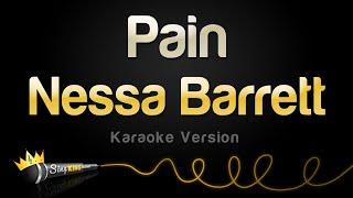 Nessa Barrett - Pain (Karaoke Version)
