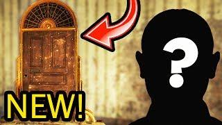 NEW MYSTERY MAN EASTER EGG ON KINO DER TOTEN! - Zombies Chronicles Easter Eggs (BO3 Zombies)