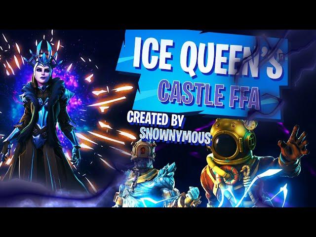 Ice Queen-s Frozen Castle