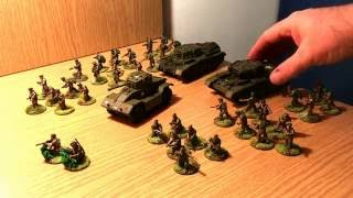 Pre-Bolt Action Tournament Thoughts - Up and At