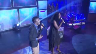 Daniella And Emeka - I Want To Spend My Lifetime Loving You By Marc Anthony And Tina Arena