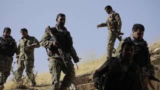 Афганские бойцы