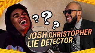 """""""I've Been JELLYFAM."""" Josh Christopher vs LaMelo Ball & Talks BEEF With Overtime On Lie Detector!"""
