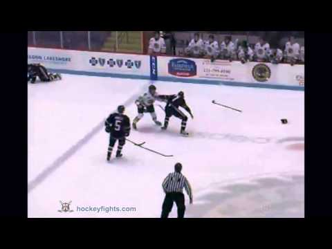 Campbell Elynuik vs. Jaccob Slavin