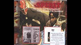 Spirit   The Great Canyon Fire In General 1968 Spirit psych rock psychedelic Randy California