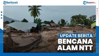Update Berita Bencana Alam NTT, 117 Orang Meninggal, 76 Masih dalam Pencarian