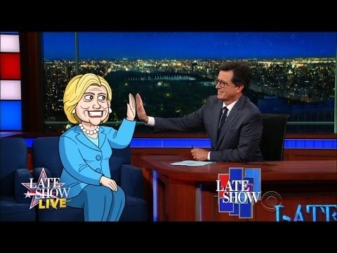 FAKE NEWS: COLBERT EXPOSED AS A HACK FOR HILLARY (WIKILEAKS)