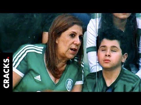 Esta madre hizo lo impensado por su hijo no vidente en un partido