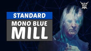 Mono Blue Mill Core Set 2019 Budget Standard Deck Tech and Matches with Giveaway