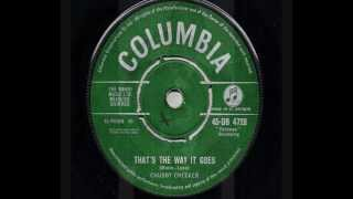 Chubby Checker - That's The Way It Goes - 1961 45rpm