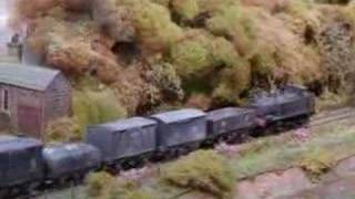 Wigan Model Railway Exhibition 2007 Part Two