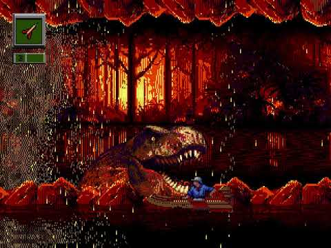 [TAS] Genesis Jurassic Park: Rampage Edition