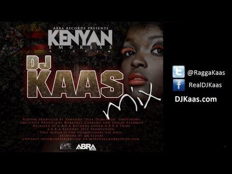 Kenyan Empress Riddim Mix - Abra Tribe - March 2013
