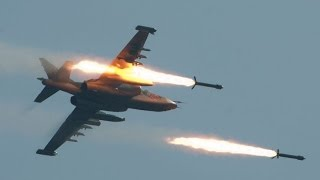 RUSSIA ATTACKS ISIS IN SYRIA - Putin launches airstrikes - Daesh in Panic