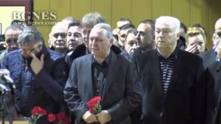 България се сбогува с легендата Трифон Иванов