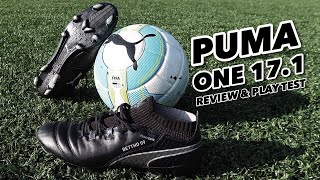 PUMA ONE 17.1 | REVIEW & PLAY TEST