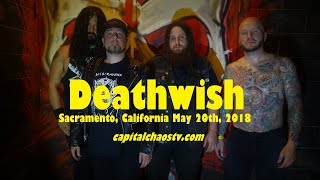Deathwish @ Holy Diver May 20th, 2018