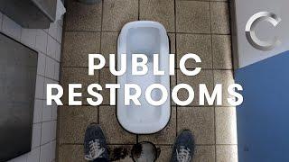 Video Ini Menunjukkan Keadaan Toilet Umum di Berbagai Negara