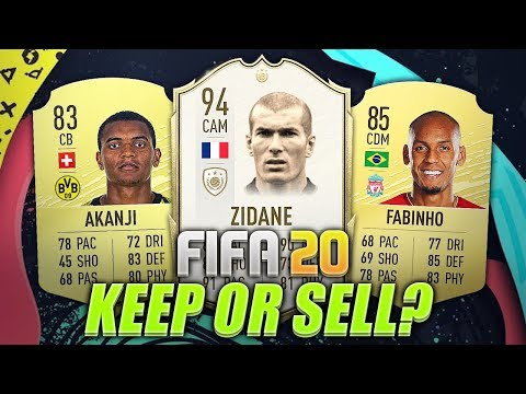 WHO SHOULD YOU KEEP OR SELL? (FIFA 20 Trading Tips)