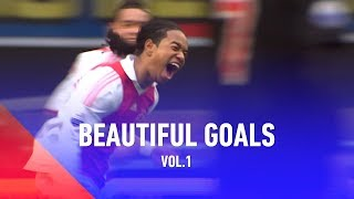 BESTE GOALS IN EREDIVISIE | BEAUTIFUL GOALS VOL #1