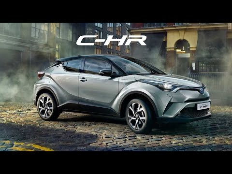 video C-HR Híbrido Auto Recargable
