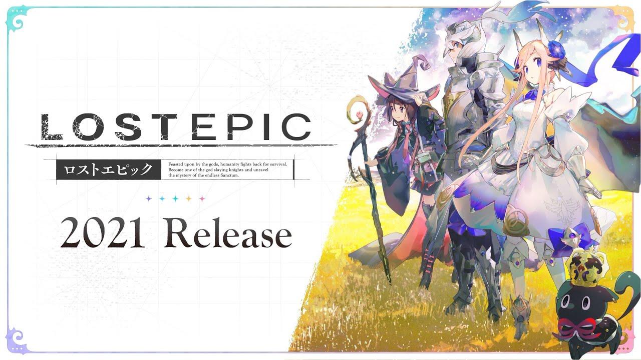 由oneoreight(代表作《地球黎明》) 與Team EARTHWARS合作開發的2D橫版動作遊戲《LOST EPIC》公佈,預計於2021年登陸Steam平台 Maxresdefault