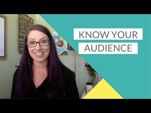Public Speaking Tips | Know Your Audience
