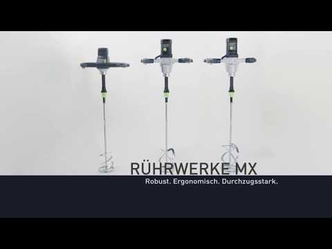Rührwerke | MX Reihe