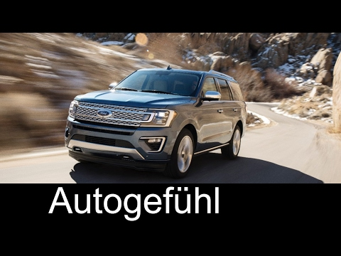 2018 Ford Expedition Preview Exterior Interior - Autogefühl