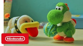 Poochy & Yoshi's Woolly World – Go Fetch!