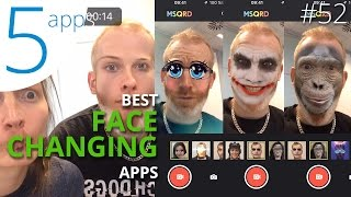 Best Face Changing Apps