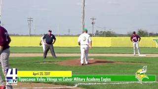 TVHS Baseball vs. CMA Eagles