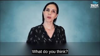 Dr. Ronit Dror on domestic violence