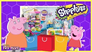 shopkins season 10 pick n pack small mart - मुफ्त