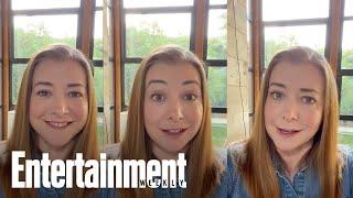 Alyson Hannigans Graduation Speech In 60 Seconds | Entertainment Weekly