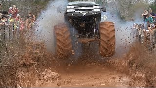 Truck Bounty Hole   Mardi Gras MuddFest 2019   Creekside Offroad Ranch