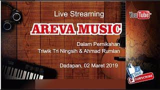 Live Streaming AREVA Music //Pernikahan Triwik Tri Ningsih//IRAMA Visual
