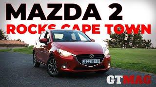 New Mazda 2 rocks Cape Town! Mazda 2 - S01,E03