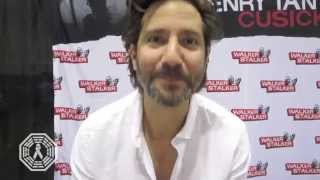 Henry Ian Cusick - Cancer Gets Lost