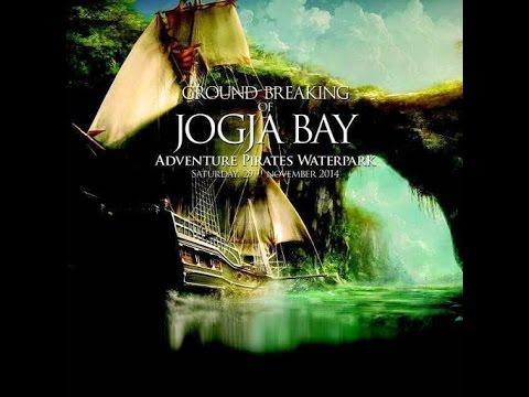 Jogja Bay Pirates Adventure, Waterpark Terbesar Terlengkap dan Tercanggih di Indonesia