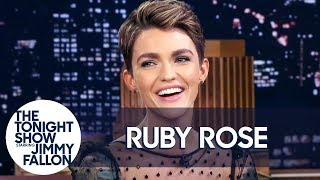 Ruby Rose Was Almost Paralyzed by a Batwoman Stunt