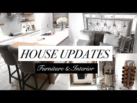 VLOG // HOUSE UPDATES – FURNITURE & INTERIOR