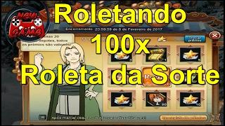 Naruto Online - Gastando 2k de Cupons na Roleta da Sorte