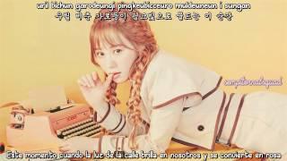 AOA - Lily feat. Rowoon of SF9 (Sub Español - Hangul - Roma) HD