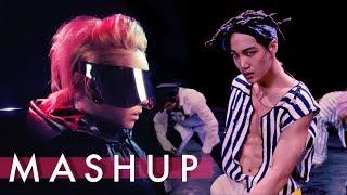 EXO x 2NE1 – Ko Ko Bop /The Eve /Come Back Home MASHUP