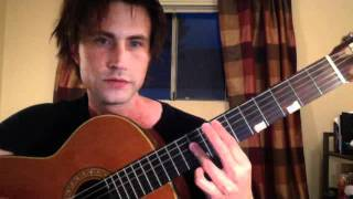 """How To Play - April Smith's """"Terrible Things"""" - Guitar Lesson"""