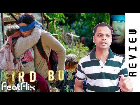 Bird Box (2018) Netflix Drama, Horror, Sci-Fi Movie Review In Hindi   FeatFlix