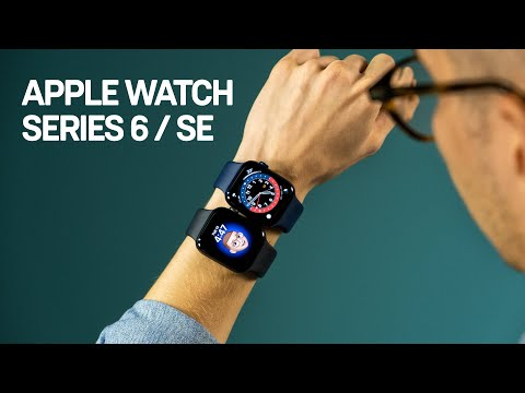 Ce Apple Watch să aleg ? Apple Watch Series 6 / SE (review română)
